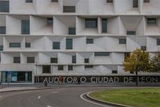 Auditorio Ciudad de León (foto: Anna Luciani)