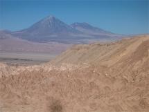 Valle della Luna, Cile ottobre 2005 (foto: Anna Luciani)