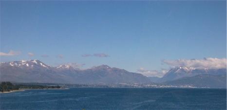 San Carlos de Bariloche, Lago Nahuel Huapi Argentina. Dicembre 2005 (foto: Anna Luciani)