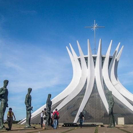 Cattedrale, Brasile (foto: Anna Luciani)