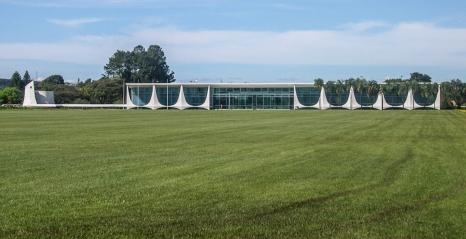 Palácio da Alvorada, Brasilia (foto: Anna Luciani)