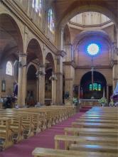 Chiesa di Castro, patrimonio dell'Umanità. Gennaio 2006 (foto: Anna Luciani)