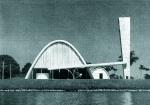Chiesa São Francisco, Belo Horizonte (fonte: Quando o Brasil era Moderno, Guia de Arquitetura 1928 - 1960, Lauro Cavalcanti, Arerplano)