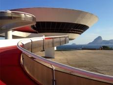 Museo d'arte contemporanea di Niterói (fonte: Anna Luciani)