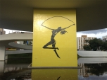 Museo Oscar Niemeyer, Curitiba (fonte: Anna Luciani)