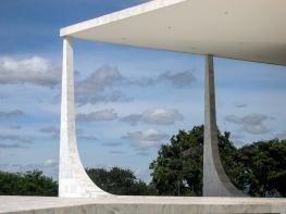 Supremo Tribunal Federal, Praça dos Tres Poderes, Brasilia (foto: Anna Luciani)