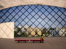 Museo Oscar Niemeyer, Curitiba (foto: Anna Luciani)