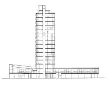 Ministério de Educação e Saúde (fonte: Quando o Brasil era Moderno, Guia de Arquitetura 1928 - 1960, Lauro Cavalcanti, Arerplano)