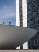 Palácio do Congresso Nacional Brasilia (foto: Anna Luciani)
