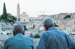 Immagini della cattedrale di Matera (foto: Anna Luciani)