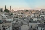 """La città dal """"Belvedere Luigi Guerricchi"""", sullo sfondo la cattedrale che domina la città dall'alto della Civita (foto: Anna Luciani)"""