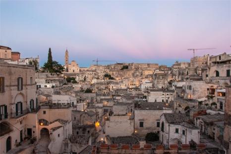 """La città dal """"Belvedere Luigi Guerricchi"""" (foto: Anna Luciani)"""