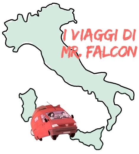 I VIAGGI DI MR FALCON