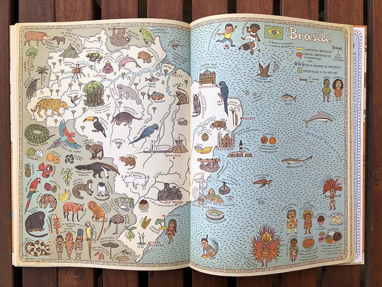 atlanti libri per viaggiare con la fantasia