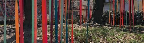 Piazza Hermada precollinear park visioni