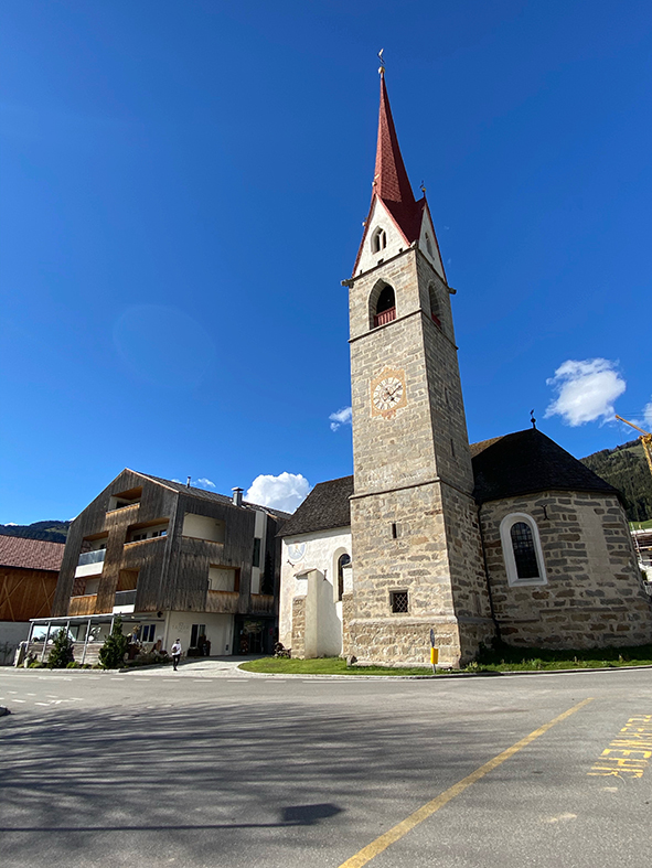 WEEK END A ISSENGO IN VAL PUSTERIA